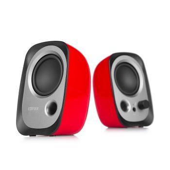 Edifier R12U-RED Multimedia Speakers - Red