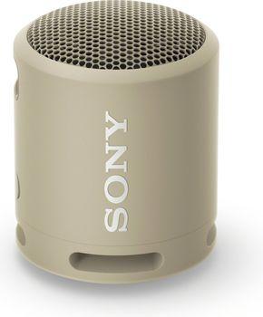 Sony SRSXB13C Portable Bluetooth Speaker - Taupe
