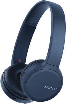 Sony WHCH510L Wireless Bluetooth Headphones - Blue